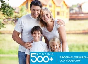 Wniosek w programie Rodzina 500+ złożysz przez bank